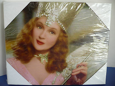 """Wizard of Oz Glinda the Good Witch Canvas Print Wall Hanging Art. 8"""" x 10"""""""
