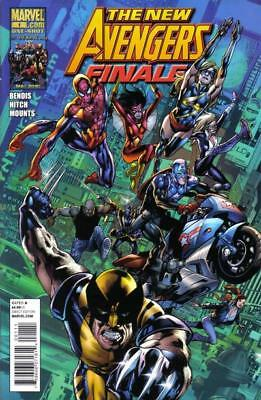 New Avengers Finale One Shot
