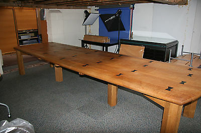 Refectory, Dining or Boardroom Table by David Savage
