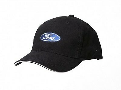 Richbrook Offical Ford Black Baseball Cap Hat