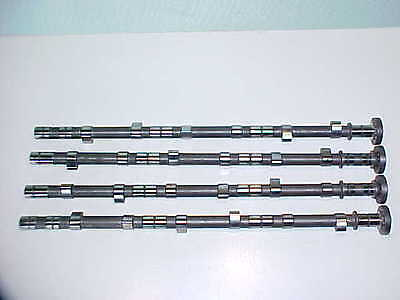 Lamborghini Countach Engine Cylinder Head Camshafts Set of 4 Cams OEM