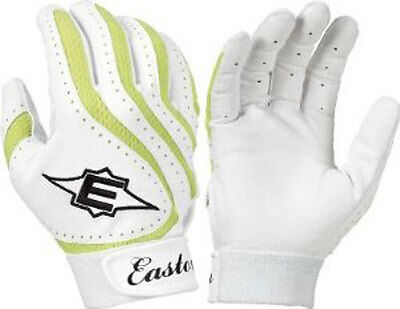 Easton Synergy Women'Fast Pitch Batting Gloves NEW! Extra Large - Retail: $19.99