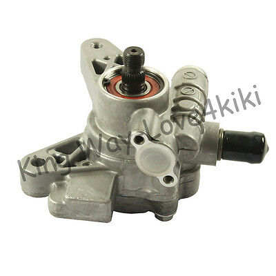 New Power Steering Pump For 1998 1999 2000 2001 2002 Honda Accord 4Cyl 2.3L Sohc