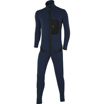 Speleo & Alpinism Warm Coverall Polartec® Power Stretch® Pro™3 Caving Under Suit