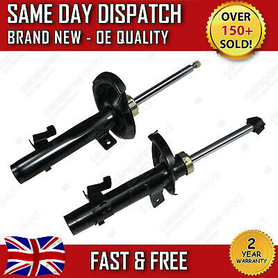 FORD FOCUS MK2 X2 FRONT SHOCK ABSORBER STRUTS 2007 on *NEW*