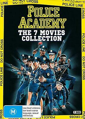 Police Academy - The Complete Collection - DVD Region 4 Free Shipping!