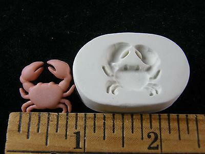 Crab Polymer Clay Mold (#MD1493)