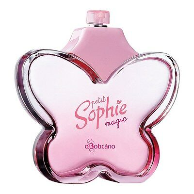 O Boticario Petit Sophie Magic Eau Toilette 75ml