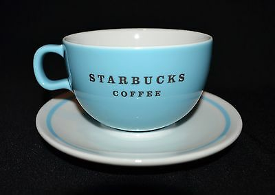 Starbucks 2005 Cappucino Cup & Saucer Set Collectable