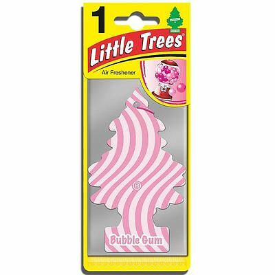 Magic Tree Little Trees Bubble Gum Car Home Air Freshener
