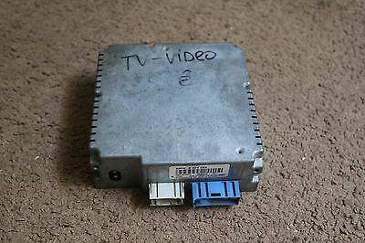 BMW E65 E66 7 series TV NAVIGATION SYSTEM LEAR VIDEO MODULE TUNER