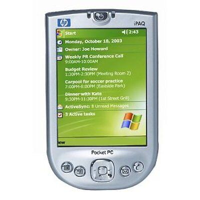 New Sealed HP iPAQ Pocket PC H4150 Win Mobile 2003 400 MHz (FA174A#ABA)