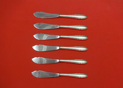 Lyric by Gorham Sterling Silver Trout Knife Set 6pc. HHWS  Custom 7 1/2""