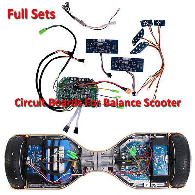 Circuit Board For Smart Unicycle 2 Wheels Self Balance Electric Scooter Board