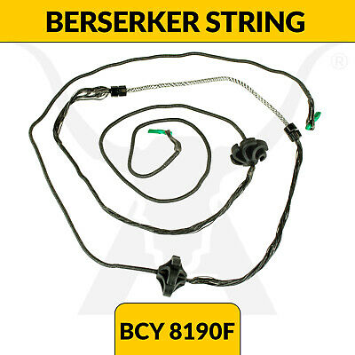 Upgraded Berserker Compound Bow String - BCY 8190F - Main String - Apex Hunting