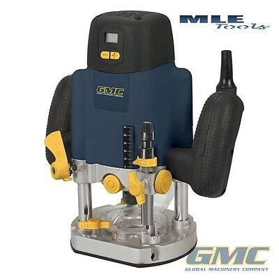 "GMC1800W Plunge Router 1/2"" woodwork Joinery GER1800 802559"