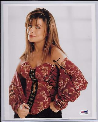 Paula Abdul Signed 8x10 Photo PSA DNA I53730