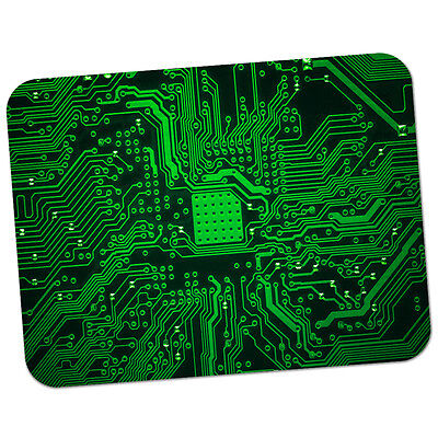 Green Memory Technology Board Premium Quality Thick Rubber Mouse Mat Pad