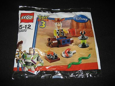 New LEGO 30072 Disney Toy Story Woody's Camp Out