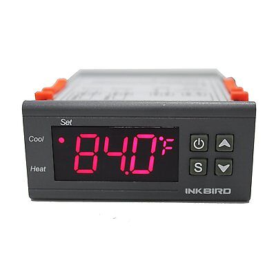 All-Purpose ITC-1000 Digital Temperature Controller Thermostat with Sensor 12V
