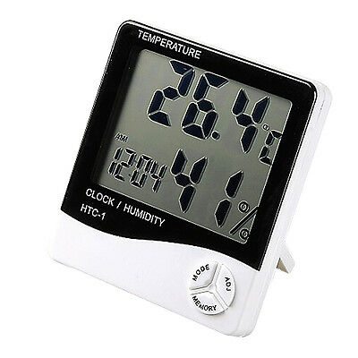 High-accuracy LCD Digital Thermometer Hygrometer Electronic Temperature