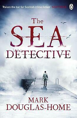 Sea Detective by Mark Douglas-home Paperback Book Free Shipping!