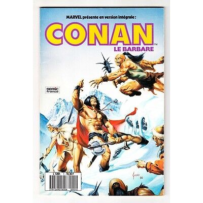 Conan (Semic) N° 1 - Comics Marvel