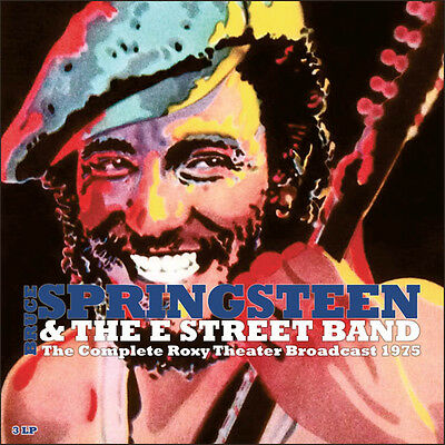 BRUCE SPRINGSTEEN & THE E STREET BAND-The Complete Roxy Theater Broadcast '75 LP