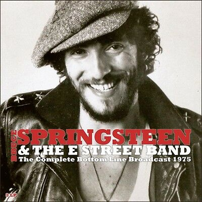 BRUCE SPRINGSTEEN & THE E STREET BAND-The Complete Bottom Line Broadcast '75 3LP