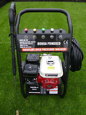New Honda High Pressure Washer 5.5 Hp Gx 160.gurney.water Cleaner . Self-Suction