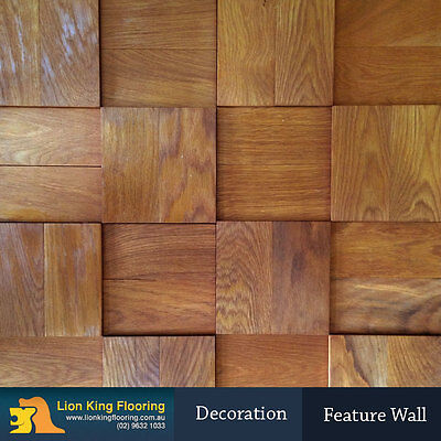 Hardwood Timber Feature Wall/ Wood Wall Panels/Timber Wall Cladding-Feature Wall