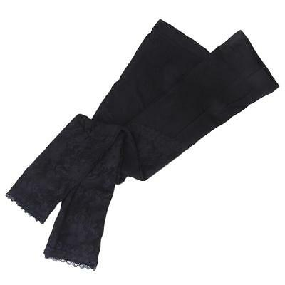 Sexy Black Shoulder Long Lace Anti-UV Glove Arm Cover Sleeve Wedding Gift