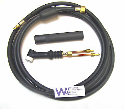 WP 18W Power Cable 12.5ft or 25ft Handle And Selectable Torch Neck
