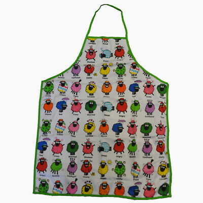 Wacky Woollies Sheep Apron