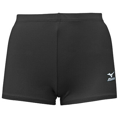 Mizuno Girl's Youth Volleyball Low Rider Shorts XS