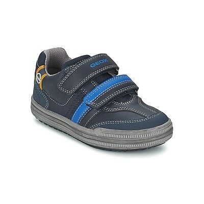 Details about GEOX JUNIOR BOY GIRL SNEAKER SHOES CASUAL B FLICK B G B5437G 02243 04075