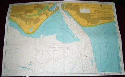 Admiralty Chart 2625 UK - APPROACHES TO PORTSMOUTH 2003
