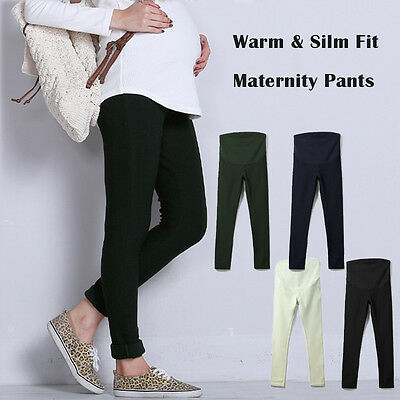 Caldissimi pantaloni invernali premaman Super Warm maternity winter pants SP5128