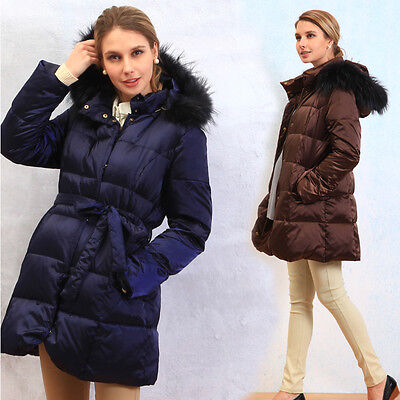 Piumino Mamma-Bimbo+Sacco passeggino trasform Down Mother Coat with pouch SJ5055