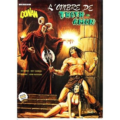 Conan (Artima Color Marvel Géant) N° 9 - Comics Marvel