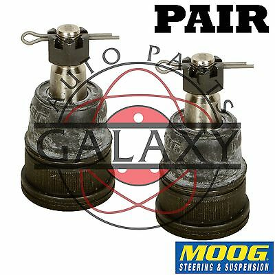 Moog New Replacement Complete Lower Ball Joint Pair For Honda Civic 02-05