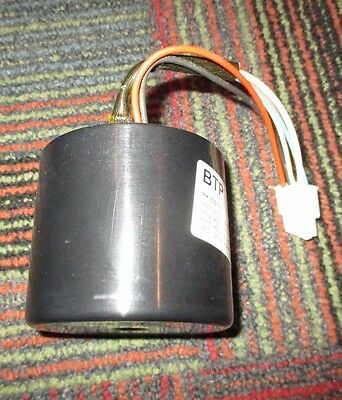 New Btp Transtec Toroidal Transformer Rk-Iss/100, 210V,400,460,24V, 50-60Hz, New