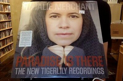 Natalie Merchant Paradise is There: New Tigerlily Recordings LP new 180 gm vinyl