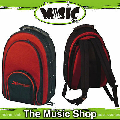 Xtreme Deluxe Backpack Style Clarinet Case with Plush Lined & Fitted Interior