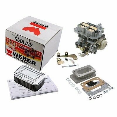 Weber Carb conversion kit Fits Toyota Corolla Performance Replacement