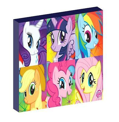 MY LITTLE PONY d CANVAS PICTURE