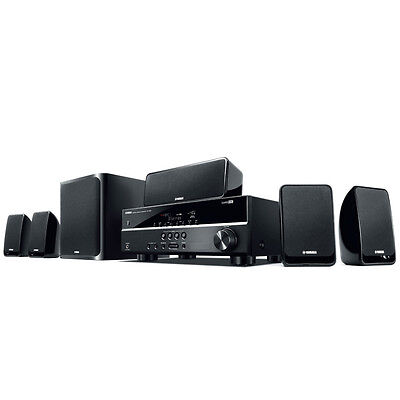 Yamaha YHT-1810 Home Theatre Package