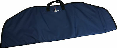 ASD Archery Navy Blue Compound Bow Soft Case Bag Cover