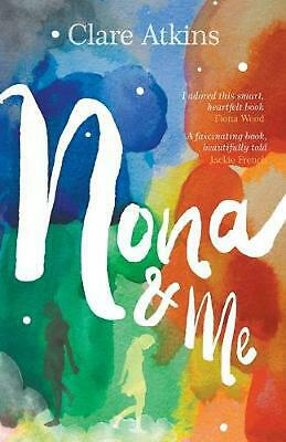 Nona and Me by Clare Atkins (English) Paperback Book Free Shipping!