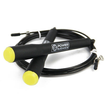 Power Guidance Skipping Jump Rope Fast Jumping For WOD, Boxing & Cross Training